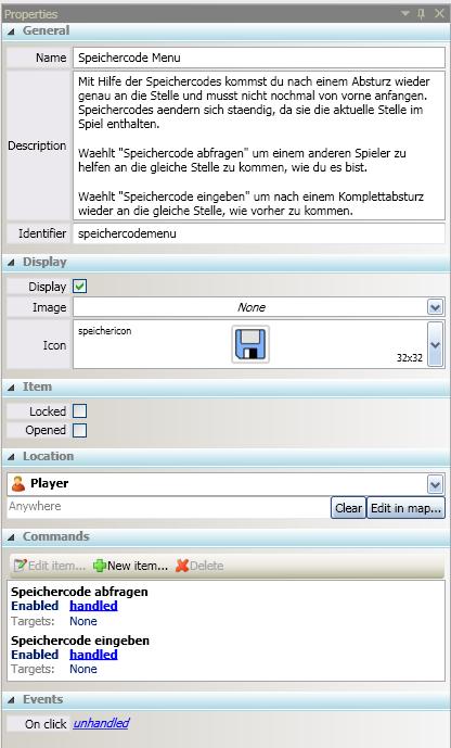 speichercode10